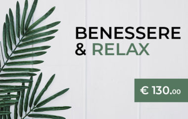 Offer for 3.5 hours of wellness and relax