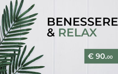Offer for 3 hours of wellness and relax